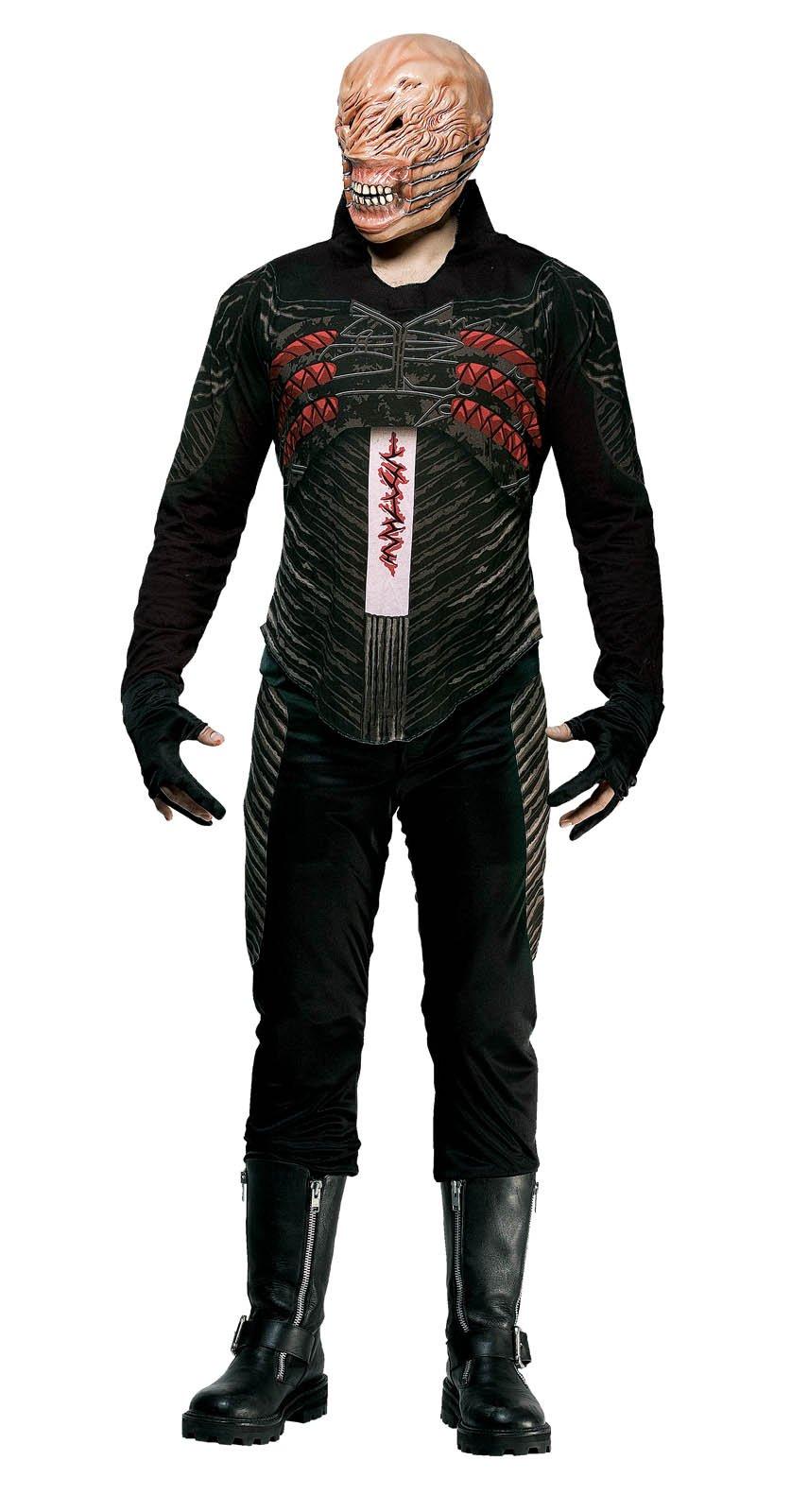 Mens Hellraiser Chatterer Costume